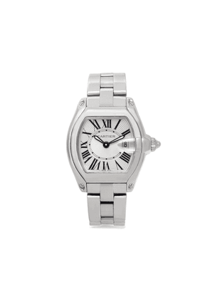 Cartier 2015 pre-owned Roadster 29mm - SILVER
