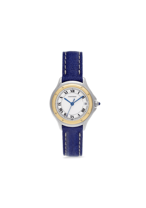 Cartier 2005 pre-owned Cougar 26mm - Neutrals