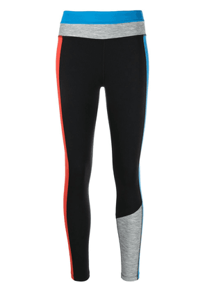 Nike One colour-block leggings - Blue