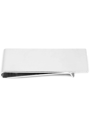 MULBERRY - Silver-Tone Money Clip - Men - Silver