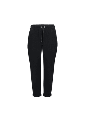 Lightweight French terry trousers