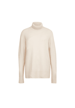 Milina turtleneck in Wool and Cashmere