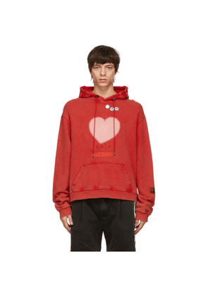 99% IS Red Love Sex Hoodie