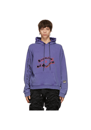 99% IS Purple Dont Care About The Fashion Hoodie