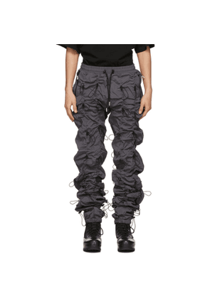 99% IS Grey and Black Gobchang Lounge Pants
