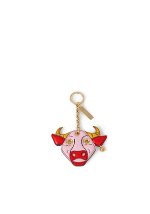 Mulberry Women's Ox Keyring - Multicolour