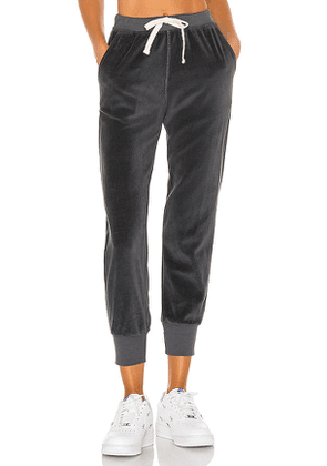 Electric & Rose Avery Sweatpant in Grey. Size S, XS.