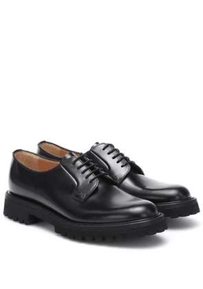 Shannon leather brogues
