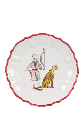 Ottomans Ceramic Dinner Plate