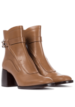 Gaile leather ankle boots