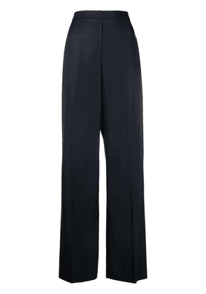 Theory wide-leg tailored trousers - Blue
