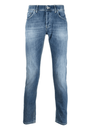 Dondup mid-rise skinny jeans - Blue