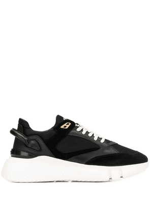 Buscemi panelled sneakers - Black