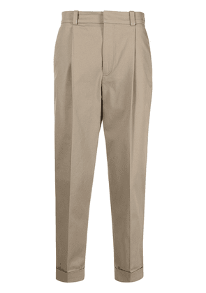 Acne Studios tapered-fit trousers - Neutrals