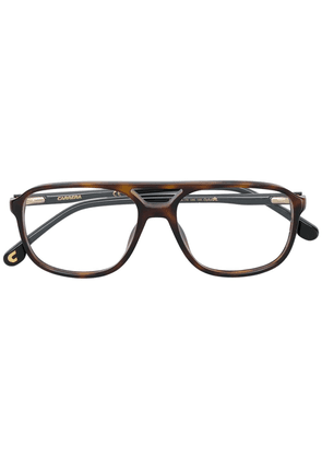 Carrera aviator shaped glasses - Brown