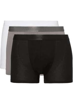 CDLP - Three-Pack Stretch-Lyocell Boxer Briefs - Men - Multi