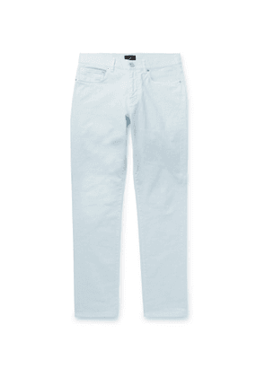 DUNHILL - Slim-Fit Denim Jeans - Men - Blue