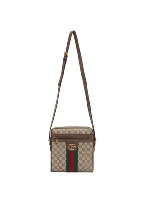 Gucci Beige GG Small Ophidia Messenger Bag