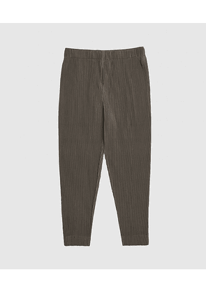 TAPERED PLEATS PANT