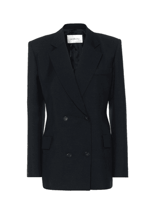 Valentino wool and mohair blazer