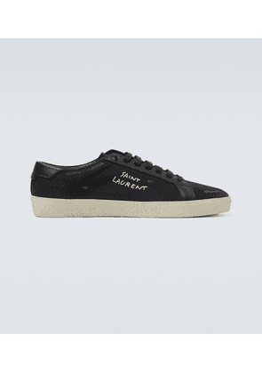 Court Classic canvas sneakers