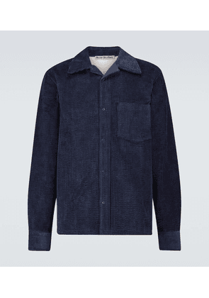 Denver corduroy overshirt