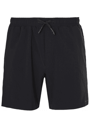 FALKE Ergonomic Sport System - Basic Challenger Slim-Fit Stretch-Shell Shorts - Men - Black