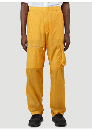 2 Moncler 1952 Sportivo Track Pants in Orange