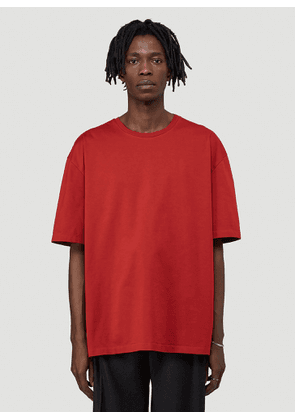 Maison Margiela Classic T-Shirt in Red