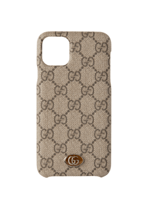 Gucci Beige Ophidia GG Supreme iPhone 11 Pro Max Case