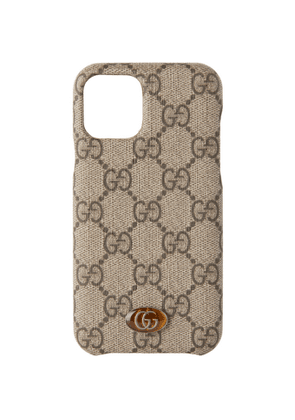 Gucci Beige Ophidia GG Supreme iPhone 11 Pro Case