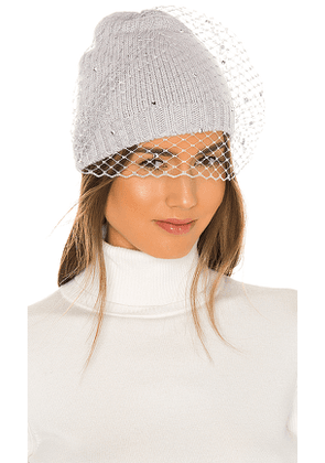 Eugenia Kim Lucinda Hat in Grey.