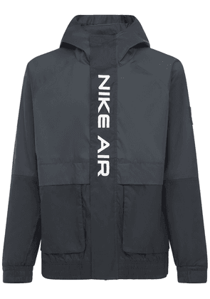 Nike Air Hooded Woven Zip-up Jacket