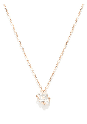 Suzanne Kalan - Topaz & 14kt Rose-gold Necklace - Womens - Rose Gold