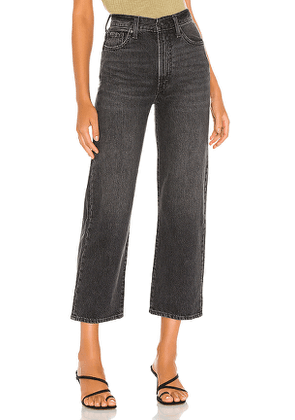 LEVI'S Ribcage Straight Ankle. Size 24, 26.