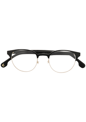 Carrera 139V round-frame glasses - Black