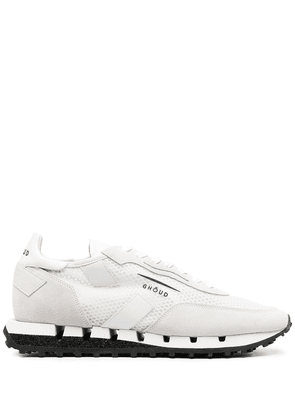 Ghoud Rush low-top sneakers - White