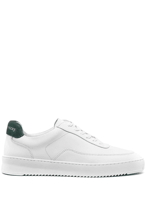 Filling Pieces Mondo 2.0 Ripple leather sneakers - White