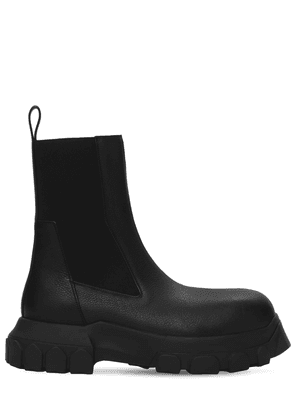 Beatle Bozo Tractor Leather Chelsea Boot