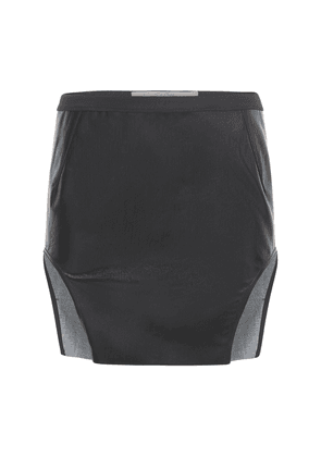 Diana Waxed Stretch Cotton Skirt