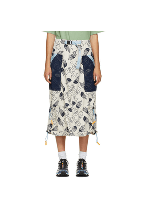 Brain Dead Off-White The North Face Edition Tech Skirt