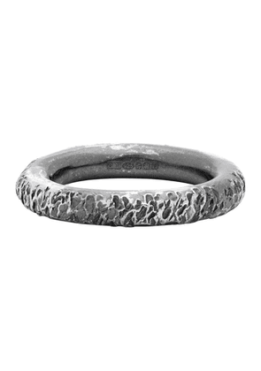 Chin Teo Silver Transmission Decay Ring
