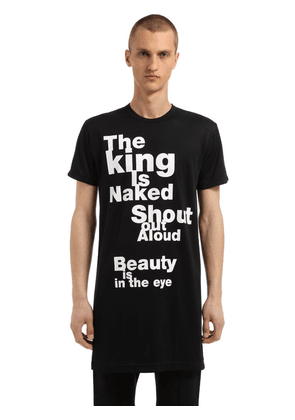The King Is Naked Jersey Long T-shirt