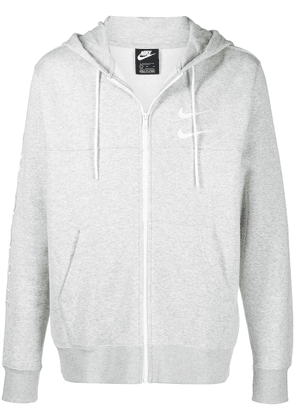 Nike hooded sweatshirt - Grey