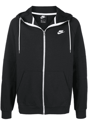 Nike hooded sweatshirt - Black