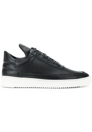 Filling Pieces Ripple low top sneakers - Black