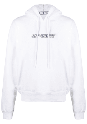 Off-White Pascal Painting logo-print hoodie