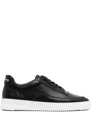 Filling Pieces low-rise sneakers - Black
