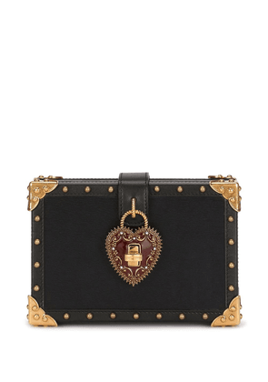 Dolce & Gabbana My Heart box bag - Black