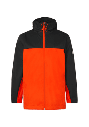 The North Face - Mountain Q Colour-Block Waterproof DryVent Hooded Jacket - Men - Orange